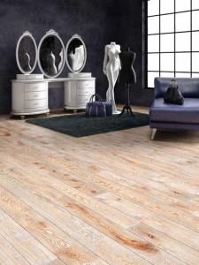 podłogi drewniane - Baltic Wood | Skała