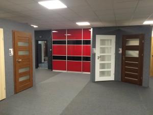 szafy z drzwiami suwanymi