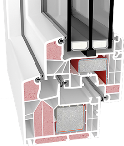 Okna Passiv-Line Plus